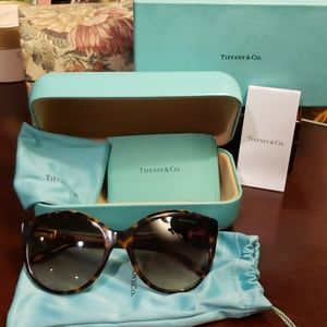 Tiffany  & Co Cat Eye Sunglasses
